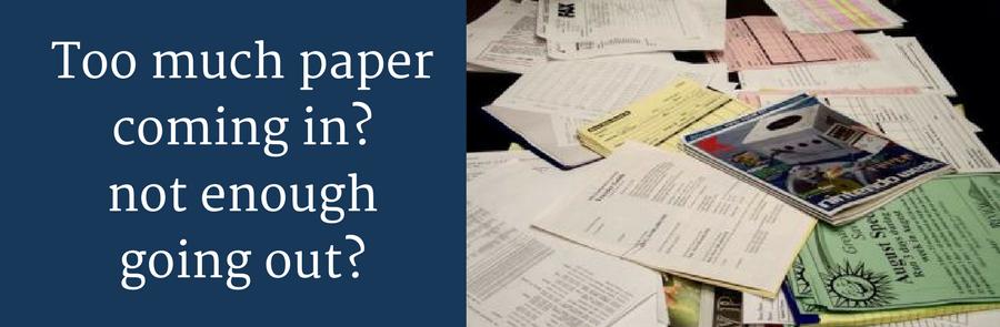 Paper & Digital Organizing